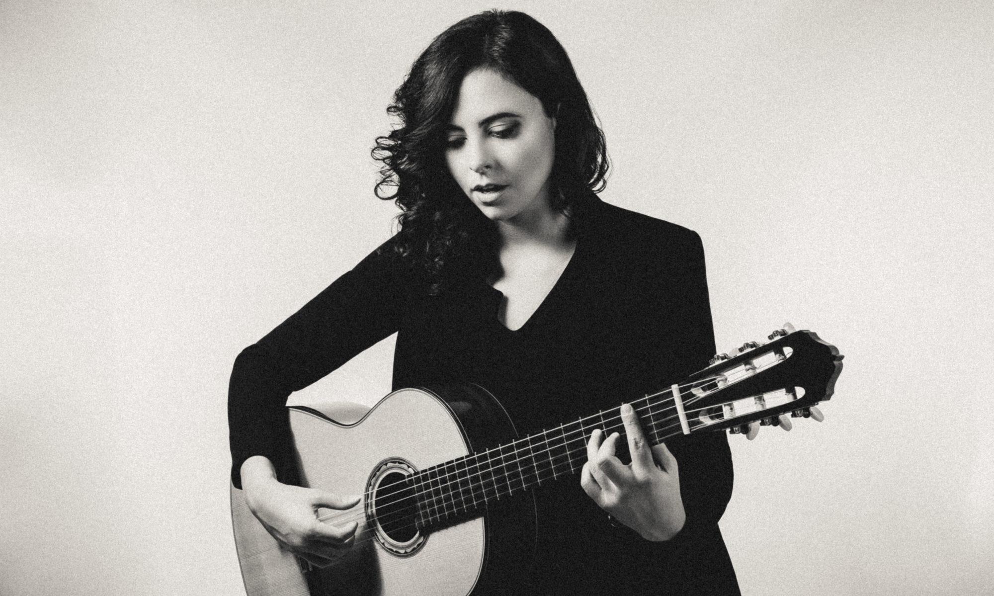 Matilde Oppizzi - guitarist